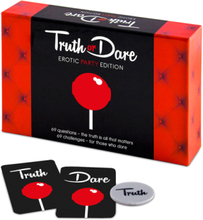 TRUTH OR DARE EROTIC EDITION ENG