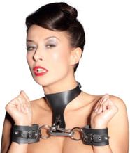 Leather Restraint Set