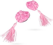 Rose Garden Pasties - Pink
