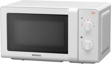 Mikrobølgeovnen med Grill Winia 20L 700W Hvid