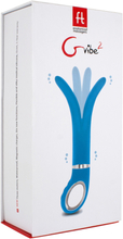 G VIBE 2 ANATOMICAL MASSAGER BLUE