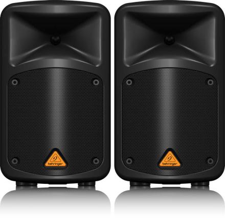 Behringer EPS500MP3 komplett transportabelt lydanlegg