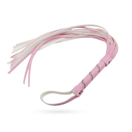 Pink Pleasure Flogger