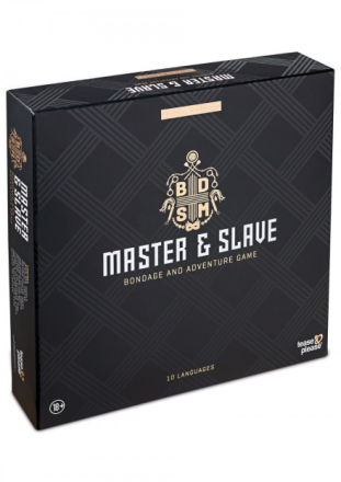 Master & Slave Edition Deluxe - Sexleksaker Outlet