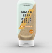 Myvegan Sugar-Free Syrup - 400ml - Butterscotch