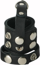 Strict Leather Cock Strap and Ball Stretcher