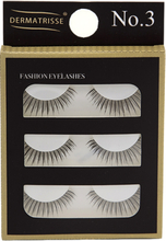 Dermatrisse Eyelashes No3