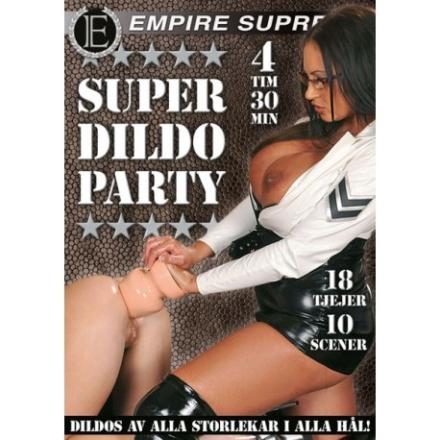 Super Dildo Party - DVD Porrfilm