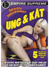 Ung & Kåt - DVD Porrfilm