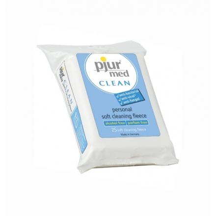 Pjur Clean Fleece (25 pcs)