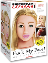 PDX FUCK MY FACE - BLONDE sköna avsugningar