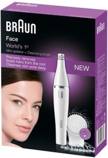 Braun Face Epil SE810