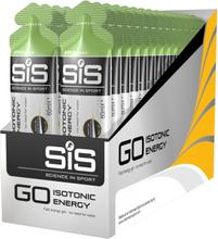 SiS GO Isotonic Energy Gel Box 30x60ml Apple 2020 Näringstillskott & Paket