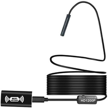 Trådløs Inspektionskamera med WiFi Sender YPC110B - 5m