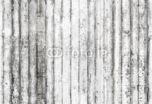 Stående betongblock