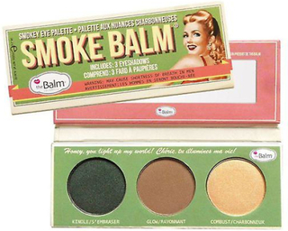 The Balm Balm rök Balm paletten 2 September (smink, Palets) 6816198...