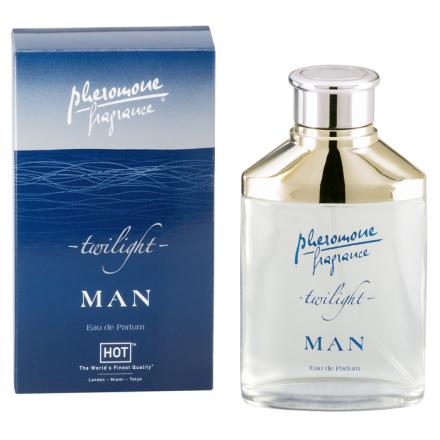 MANLIGA FEROMONER HOT MAN PHEROMONPARFUM TWILIGHT 50