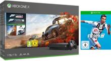 Xbox One X - 1TB (Forza Horizon 4 + Forza Motorsport 7 + Fifa 19 Bundle)