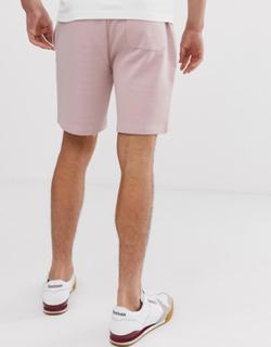 Basic jerseyshorts fra Brave Soul-Pink