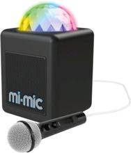 Karaoke BT Disco Speaker w/Mic