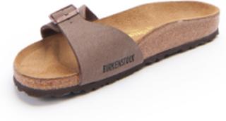 Sandaler, modell Madrid från Birkenstock beige