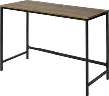 Skrivebord, computerbord i industriel stil
