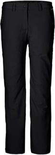Jack Wolfskin Activate Winter Pants Women's Dame friluftsbukser Sort 42
