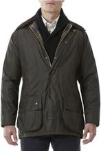 Barbour Classic Beaufort Jacket Herre ufôrede jakker Grønn UK 42/EU 52