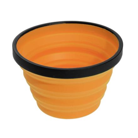 Sea to Summit X-Cup Serveringsutrustning Orange