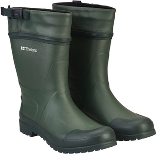 Tretorn Scout S Unisex gummistøvler Grønn EU 39