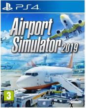 Airport Simulator 2019 - Sony PlayStation 4 - Simulaattori