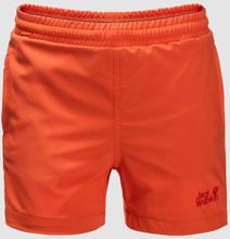 Jack Wolfskin bay swim short kids Oranssi 128