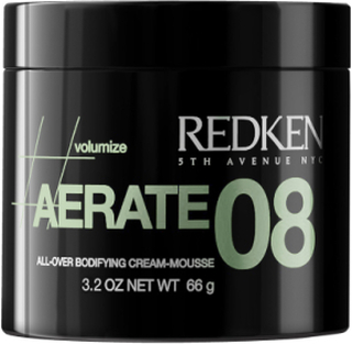 Redken Volumize Aerate 08 Wax & Gel Nude Redken