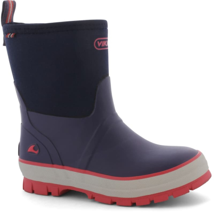 Viking Footwear Solan Neo Barn Gummistövlar Lila UK 12,5/EU 31
