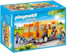 - City Life - Skolbuss