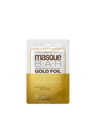 masque B.A.R Foil Masque Gold Sheet Mask Gold