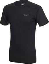 Bergans Fjellrapp Tee Herr T-shirt Svart S