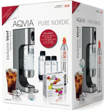 Aqvia Family Pack Exclusive Black