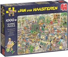 Puzzle Jan van Haasteren - Garden Centre (1000 pieces)