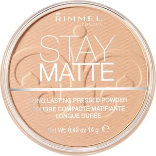 Rimmel London Stay Matte Long Lasting Pressed Powder, 14 g Rimmel London Puder