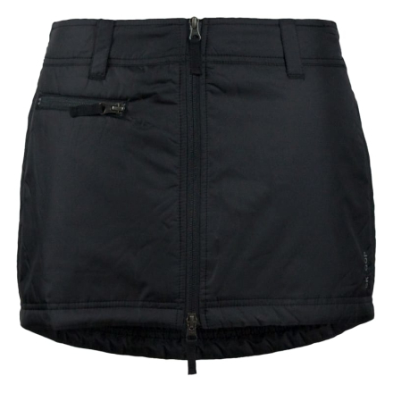 Skhoop Mini Skirt Dam Kjol Svart XL