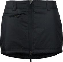 Skhoop Mini Skirt Dam Kjol Svart XL