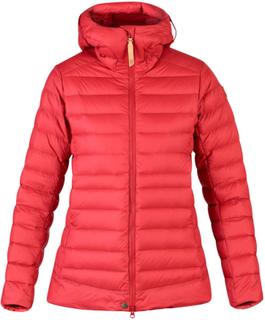 Fjällräven Women's Keb Touring Down Jacket Dame dunjakker varmefôrede Rød XL