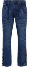 NAME IT Sweatdenimsydda Regular Fit-jeans Man Blå