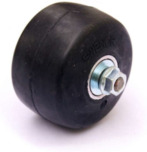Swenor Fibreglass-Back Wheel Standard Complete Skidutrustning Svart OneSize