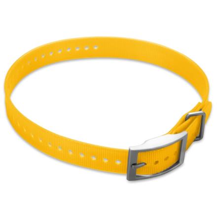 Garmin 1-inch Collar Straps Elektroniktillbehör Gul OneSize
