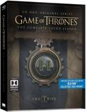 Game of Thrones - Säsong 3 - Steelbook (Blu-ray)
