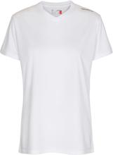 Newline Base Cool women Tee Dame Kortermede treningstrøyer Hvit XS