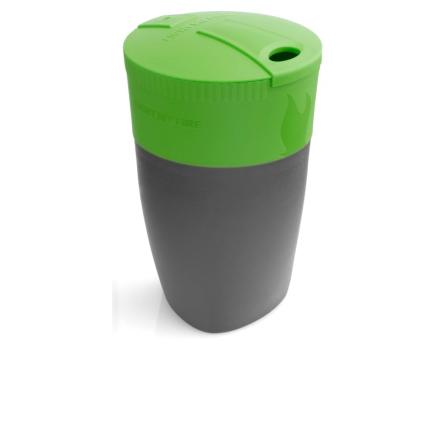Light My Fire Pack-up-Cup Serveringsutrustning Grön OneSize