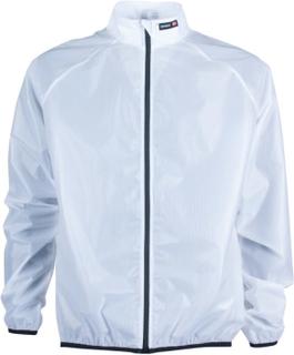 Newline Bike Rain Jacket Herre regnjakker Hvit S